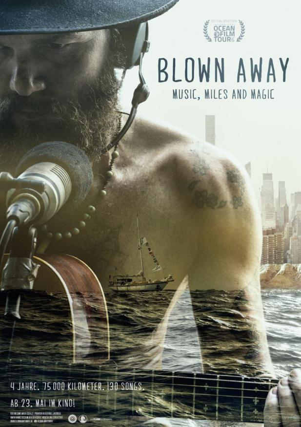 """Blown Away"" – Premiere des Films über die Sailing Conductors"