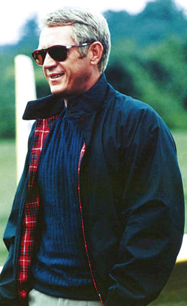 Harrington oder Letterman