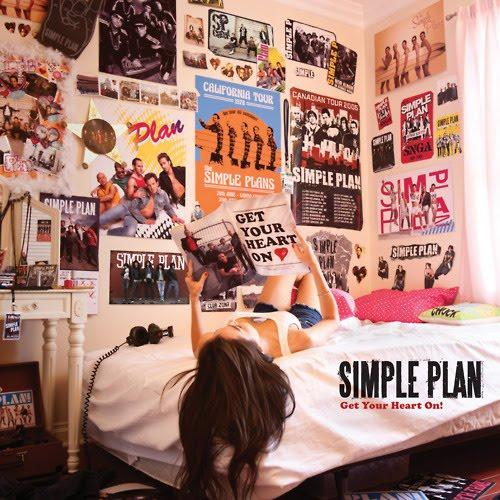 SIMPLE PLAN - Get yyour heart on