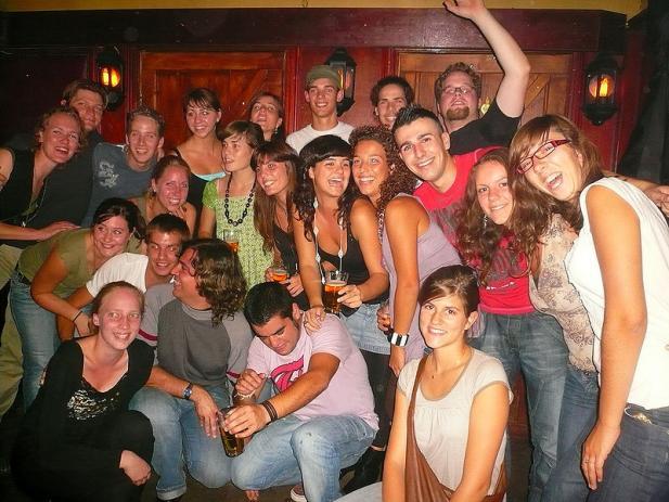 Single party in rostock